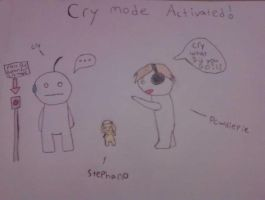 Cry mode by Hex223