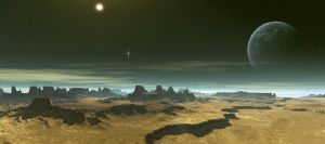Sulfur Vallis by Ni66le