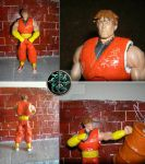 Guy custom action figure by braithrean