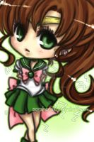 Sailor Jupiter by sorahanaki