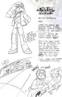 ActionTime Profile 01 KID by FredGDPerry
