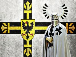 Teutonic Order by WarriorMonk1118