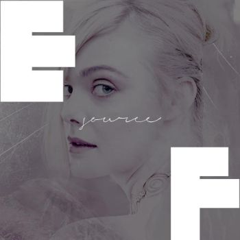Elle Fanning (facebook icon) by asettico