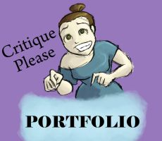 Portfolio CRITIQUES PLEASE by Etherstar