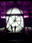 The clock. by Alle-Palle