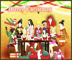 Merry Christmas Narutards by lexisss