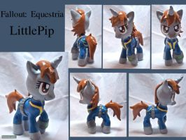 LittlePip Sculpt by CadmiumCrab