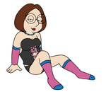 Meg Griffin by IsabellaPrice