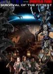 AVP Survival of the Fittest Launch Poster by WeylandYutaniCorp
