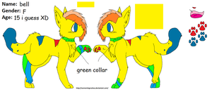 bell ref (READ DESCRIPTION FOR MORE INFO) by ask-gorsepaw