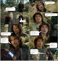 Boromir's Death Part 2 by ashantiwolfrider