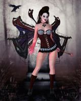 Gothic Glimmers by RavenMoonDesigns