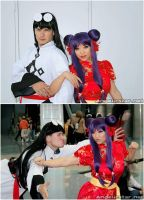 Shampoo and Mousse by yayacosplay
