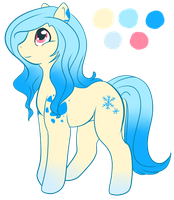 FrozenForest Ref by SmokeFlare
