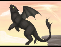 toothless by flutagious