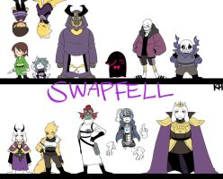 Swapfell cast by darkshreaders2