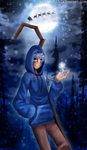 ROTG - Jack Frost by zaameen