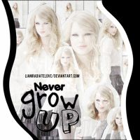 +Never Grow Up. Blend by LiamRadiateLove