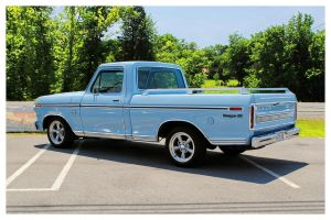 Ford F-100 Truck by TheMan268
