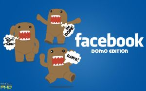 Domo Facebook Wallpaper by PhreshSoldier