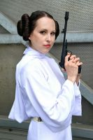 Princess Leia Cosplay (1) by masimage