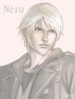 NERO _ Devil May Cry 4 by Zetsuai89