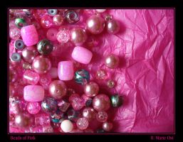Beads of Pink by zephyrofgod