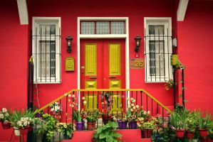 My Red Home by vabserk