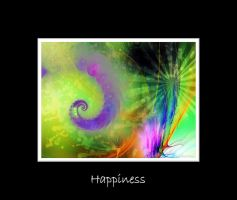 Happiness - by GypsyH