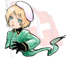 aph hetalia switzerland chibi by 7point7