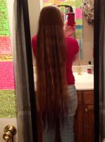 47 Inches Long by LivingRapunzel