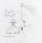 Night Star Cover by dream93