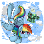 Rainbow Dash by malamol