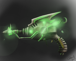 Random Raygun by BrotugueseViking