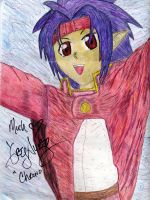 Happy Chrono by vrgraphics