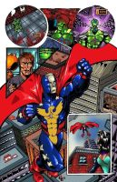 pages by  ultimate comics 11 by joseisai