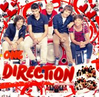 Blend de One Direction by naty02