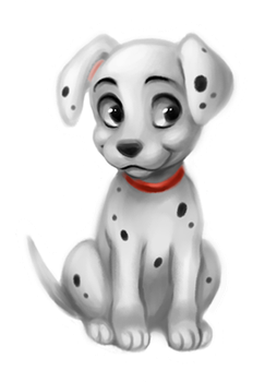 1 of 101 Dalmatians by daekazu