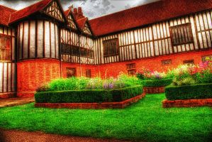 The Old Hall, Gainsborough... by TheBaldingOne