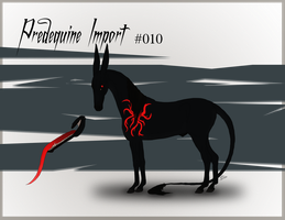 Predequine Import - #010 by Saerl