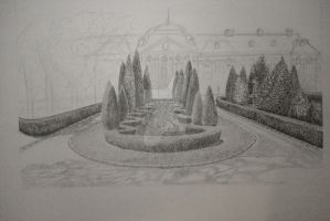 w.i.p.Bishop palace by MrsGeorgiana