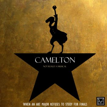 Camelton: Not Really a Musical by Trilina