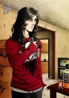 Once upon a time I swore I had a heart by Vattghern