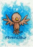 Ravenclaw by tee-kyrin