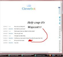 Cleverbot Waycest Role Play by cuppycake5075
