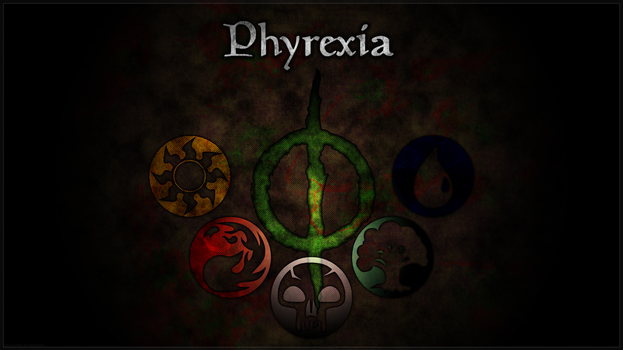 Phyrexia by munsking