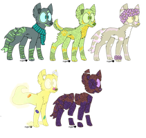 Adopts //OPEN// by SNlCKERS