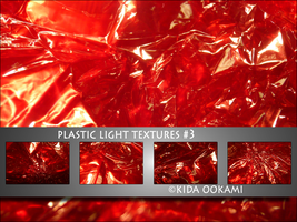 Texture - Plastic Light of Red by Kida-Ookami
