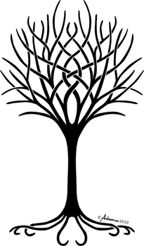 Tree of life by adoomer