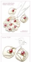 Pearl Flower - KIT by AnnAntonina